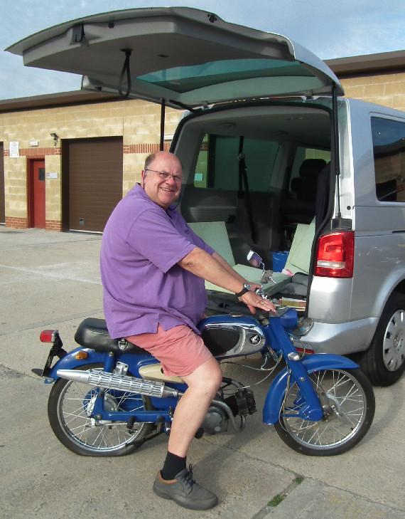 honda 50cc Archives - Rob Little's Blog