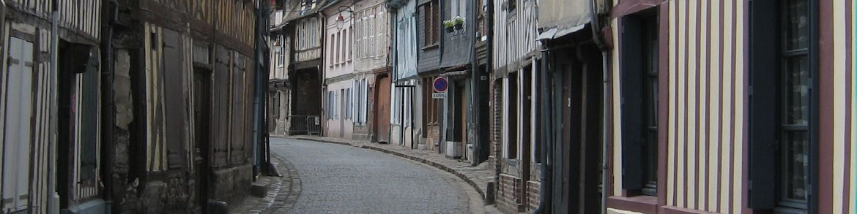 FRANCE-Honfleur