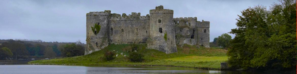 Wales-Carew-Castle_b