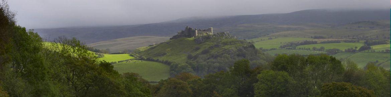 Wales-Carreg-Cennen-Castle